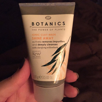 Boots Botanics Shine Away Ionic Clay Mask uploaded by Nichole M.