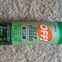 OFF! Deep Woods Dry Insect Repellent uploaded by Elizabeth g.