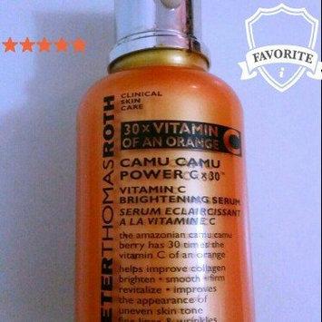 Photo of Peter Thomas Roth Camu Camu Power Cx30 Vitamin C Brightening Serum uploaded by Rabz s.