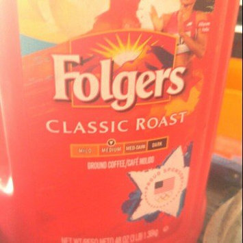 Folgers Coffee Classic Roast uploaded by Felicity H.
