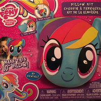 My Little Pony Large Pillow Pet Kit uploaded by Sarah R.