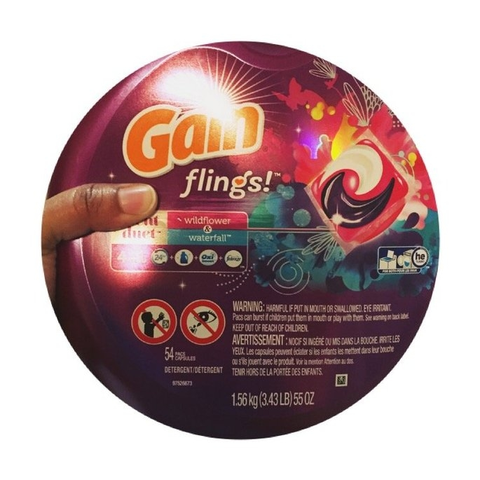 Gain Flings! Moonlight Breeze Laundry Detergent Pacs uploaded by K C A.