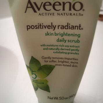 Aveeno Positively Radiant Skin Brightening Daily Scrub uploaded by Terah E.