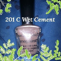 wet n wild Megalast Nail Color uploaded by Alysha L.