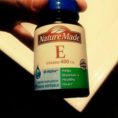 Nature Made E Vitamin 400 IU Liquid Softgels - 300 CT uploaded by natasha h.