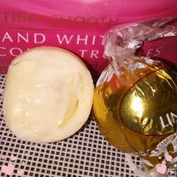 Lindt Lindor Milk and White Milk Chocolate Truffles uploaded by Whitney G.