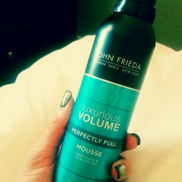 Photo of John Frieda Luxurious Volume Building Mousse uploaded by Valeria C.
