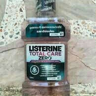 LISTERINE Total Care Zero Mouthwash uploaded by Aaliyah K.