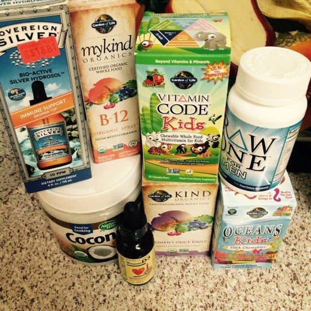 Garden of Life Vitamin Code Kids Multivitamin uploaded by Rosamaria R.
