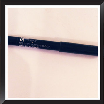 IT Cosmetics No-Tug Waterproof Gel Eyeliner uploaded by Jennifer F.