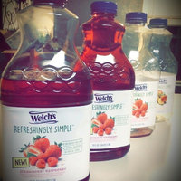 Welch's® Refreshingly Simple Strawberry Raspberry Juice Cocktail uploaded by Kayla Z.