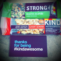 KIND® Honey Roasted Nuts & Sea Salt uploaded by Jaclyn A.