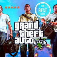 Rockstar Games Grand Theft Auto V PS4 uploaded by Nicole M.