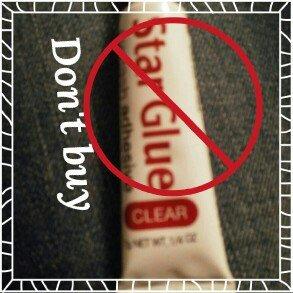 Photo of 3packs of Star Eyelash Glue for Strip Lashes (Clear) 7g (1/4oz) uploaded by Sam R.