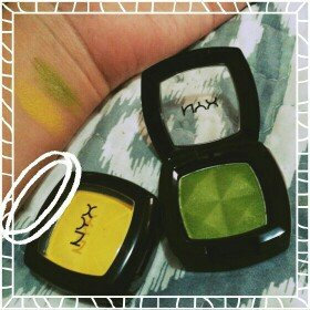 NYX Single Eye Shadow uploaded by Luisana D.