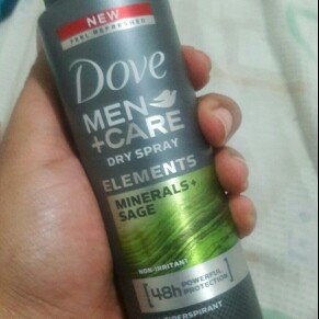 Dove Men+Care Elements Minerals and Sage Dry Spray uploaded by Andrea Corina L.