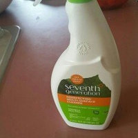 Seventh Generation Lemongrass Citrus Disinfecting Multi-Surface Cleaner uploaded by Rachael M.