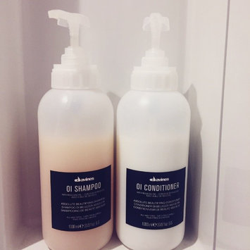 Photo of Davines Oi Shampoo 9.46 fluid oz uploaded by Anugrah M.