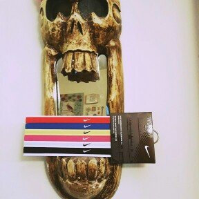 Photo of Nike 6-pk. Printed Headbands uploaded by Shana C.