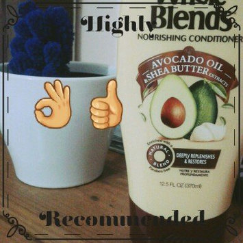 Photo of Garnier Whole Blends™ Nourishing Conditioner With Avocado Oil & Shea Butter Extracts uploaded by member-c71caaa8c