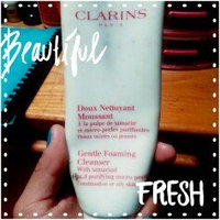 Clarins Gentle Foaming Cleanser Combination or Oily Skin uploaded by Luz Pilar A.