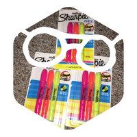Sharpie Gel Highlighter, Assorted Colors, 5 per Pack uploaded by Megan M.