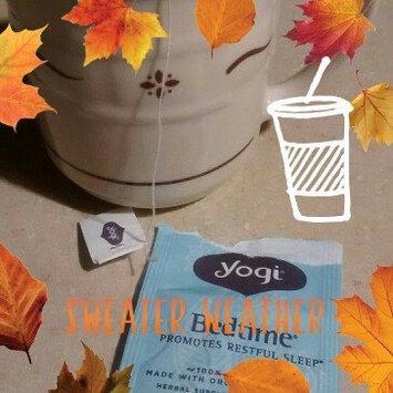 Yogi Tea Herbal Tea Soothing Caramel Bedtime uploaded by Tonya H.
