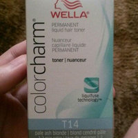 Wella - Color Charm Liquid Toner #T14 Pale Ash Blonde uploaded by vanissa o.