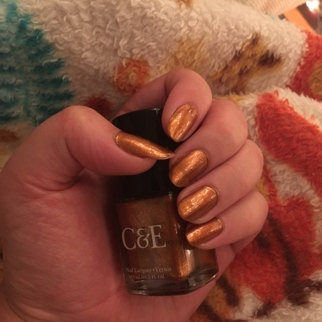 Crabtree & Evelyn Nail Lacquer uploaded by Krista A.