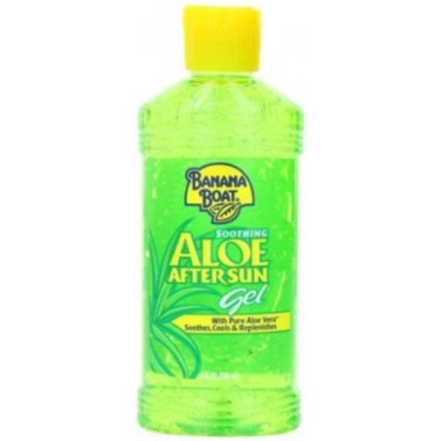 Banana Boat Soothing Aloe After Sun Gel uploaded by Amy D.