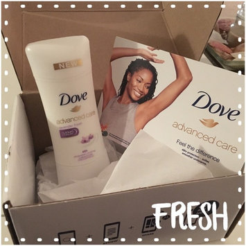 Photo of Dove Advanced Care Lavender Fresh Antiperspirant uploaded by Jennifer W.