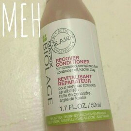 Photo of Matrix Biolage R.A.W.  Recover Conditioner uploaded by Shante A.
