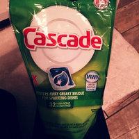 Cascade ActionPacs Dishwasher Detergent uploaded by Trisha L.