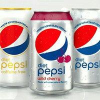 Diet Pepsi® Wild Cherry uploaded by Kristine F.