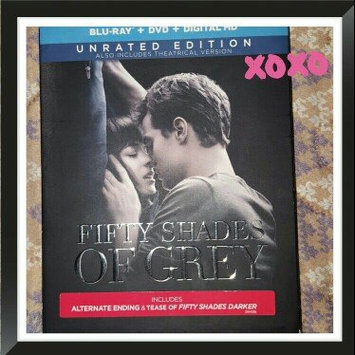 Fifty Shades of Grey (Blu-ray) uploaded by Kimberly G.