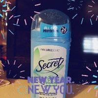 Secret Unscented Invisible Solid Antiperspirant/Deodorant uploaded by Rachel W.