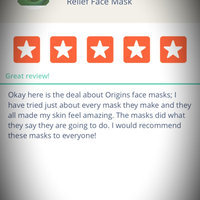 Origins Dr. Andrew Weil For Origins Mega-Mushroom Skin Relief Face Mask uploaded by Tracy L.