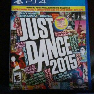 Photo of Sony Just Dance 2015 (PlayStation 4) uploaded by Ana M.