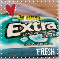 Extra Sugarfree Gum, Polar Ice uploaded by Emily G.