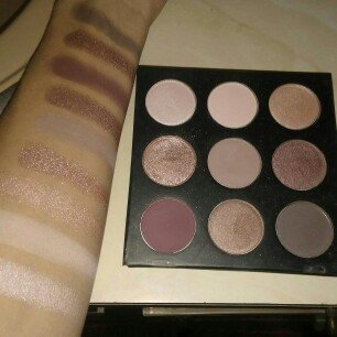 StudioMakeup On-The-Go Eyeshadow Palette Cool Down uploaded by Jackie S.
