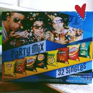 Frito Lay Frito-Lay Variety Mix Snack Size Variety Pack 30 ct uploaded by Crystal C.