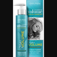 John Frieda® Luxurious Volume 7 Day Volume In-Shower Treatment uploaded by Lauren G.