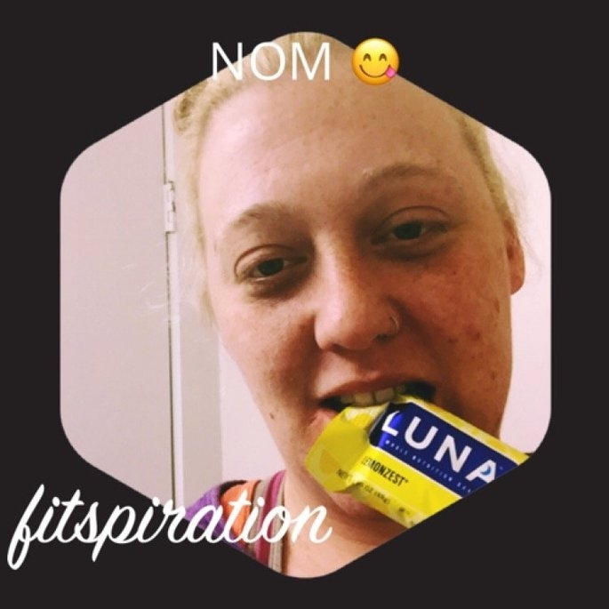 Luna : Lemonzest Nutrition Bar uploaded by Amber L.