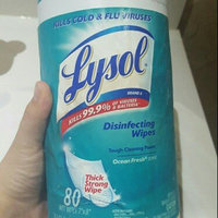 Lysol Disinfecting Wipes - Lemon uploaded by Yochi F.