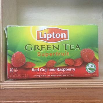 Lipton Purple Acai Blueberry Green Tea Superfruit 20 ct uploaded by Katherine S.
