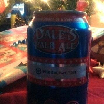 Photo of Oskar Blues Brewery Oskar Blues Dales Pale Ale 12OZ uploaded by whitney b.