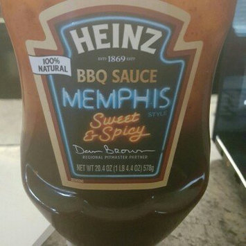 Photo of Heinz® BBQ Sauce Memphis Sweet & Spicy uploaded by Ulyssa F.