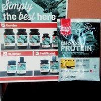 Iron Tek Essential Protein Vanilla uploaded by Krista C.