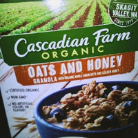 Cascadian Farm Organic Granola Cereal Oats and Honey uploaded by Michelle L.
