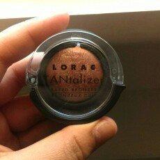 Photo of LORAC TANtalizer Baked Bronzer uploaded by Jessika F.